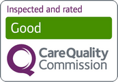 Inspected and rated Good by the Care Quality Comission